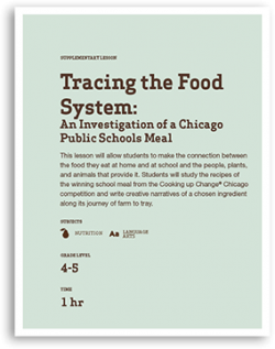 Tracing the Food System