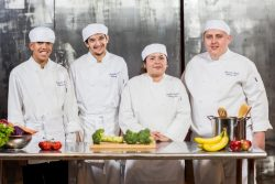 Vaughn Occupational High School Student Chefs
