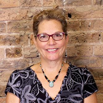 Portrait of Rochelle Davis, President and CEO