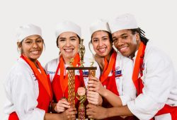 Washington High School Student Chefs