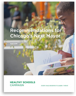 Recommendations for Chicago's Next Mayor