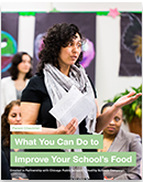 Parent Checklist: What You Can Do to Improve Your School's Food Cover
