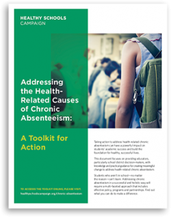 cover image of Addressing the Health-Related Causes of Chronic Absenteeism: A Toolkit for Action