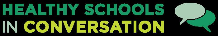 Healthy Schools in Conversation logo