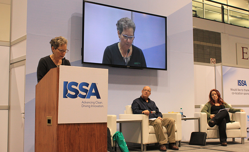 Green Clean Schools Forum Gives Facility Directors A Backstage Pass To ISSA/INTERCLEAN North America