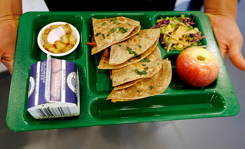Now Is Not The Time To Roll Back School Food Standards, Sonny Perdue
