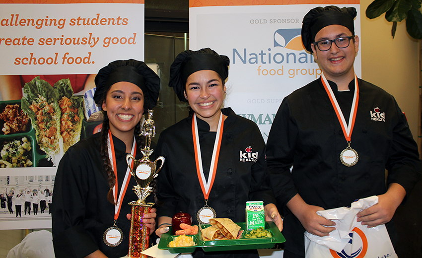 Personal Inspiration Sparks Winning Idea At Cooking Up Change Orange County
