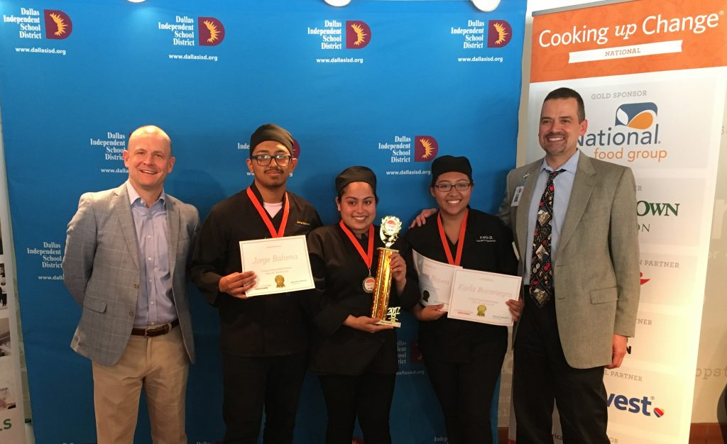 How Cooking up Change Student Chefs Inspire National Food