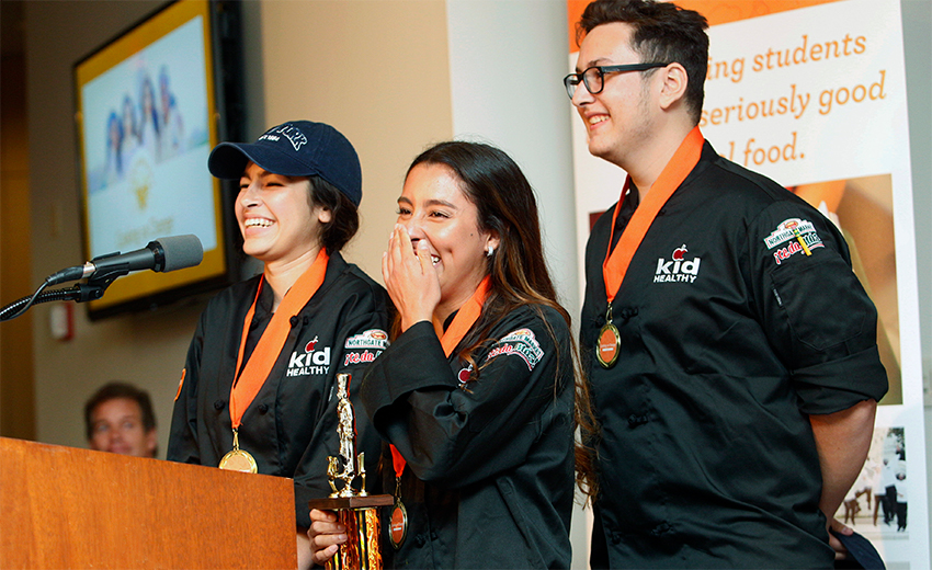 Orange County Wins Cooking Up Change National Finals