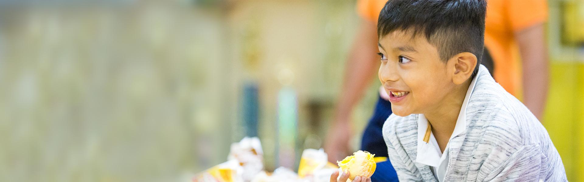 Parent Leadership Institute: Maximizing The School Meal Program