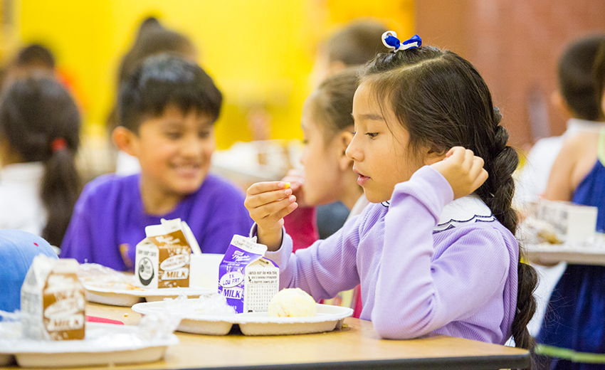 What Rollbacks On Nutrition Standards Mean For School Food
