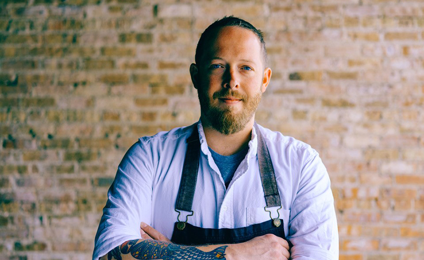 Welcoming Chef Mark Steuer As A Cooking Up Change Judge