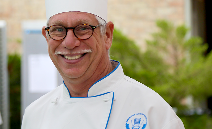 Welcoming Aramark's Executive Chef As A Cooking Up Change Judge
