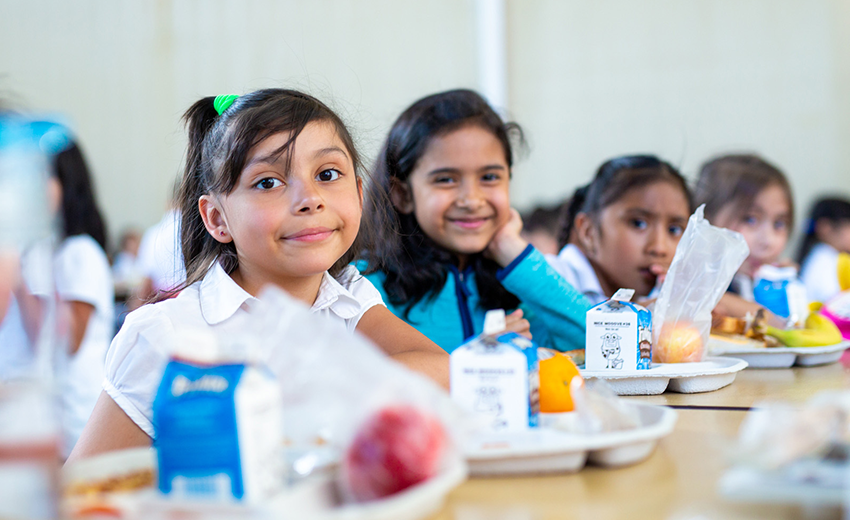 What The USDA Final Rule Means For School Food