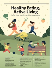 Healthy Eating, Active Living cover of Stanford Social Innovation Review